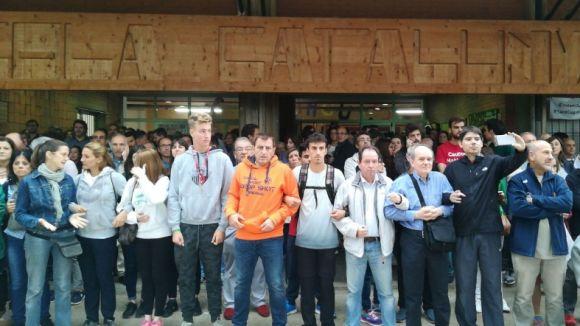 10 moments imprescindibles de l'1 d'octubre de 2017 a Sant Cugat