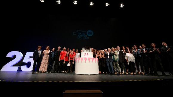 El Teatre-Auditori ha celebrat aquesta setmana el seu 25è aniversari / Foto: Localpres