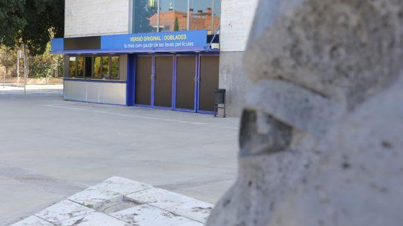 Els cinemes del Centre Cultural tornen a obrir el 4 d'octubre