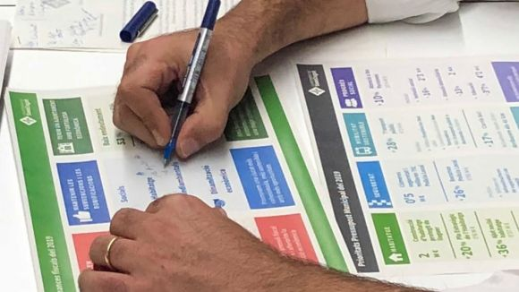 Pas endavant del ple per consolidar les ordenances fiscals de 2019