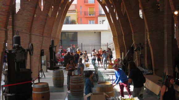 La Fira de les Portadores i la Diada de Testes omplen de cultura i tradició Sant Cugat