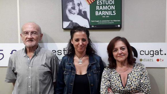 Celia Santos visita el 'Lletres i música'