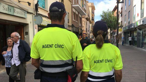 Sant Cugat consolida i aposta per la figura dels agents cívics