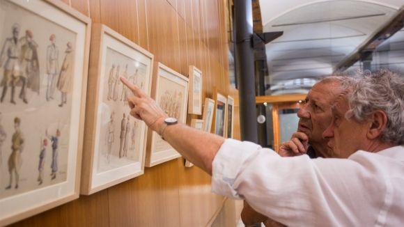 L'exposició es podrà veure fins al 2 de febrer / Foto: Diputació de Barcelona
