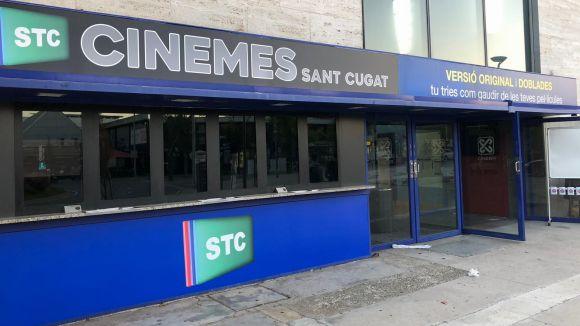 La gestora dels Cinemes Sant Cugat vol ajornar les obres de la sala polivalent