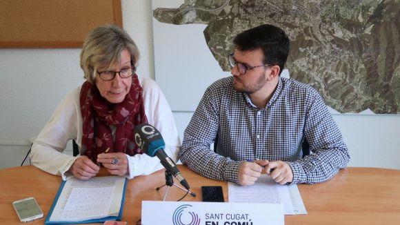 ICV-EUiA vol un compromís ferm amb la perspectiva de gènere als pressupostos