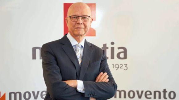 Miquel Martí, president del Grup Moventia / Foto: Grup Moventia