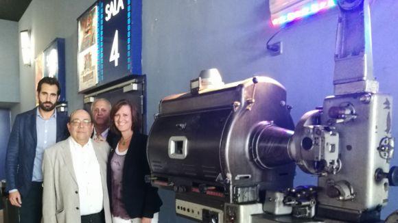 El cinema torna al Centre Cultural amb Cinemes Sant Cugat