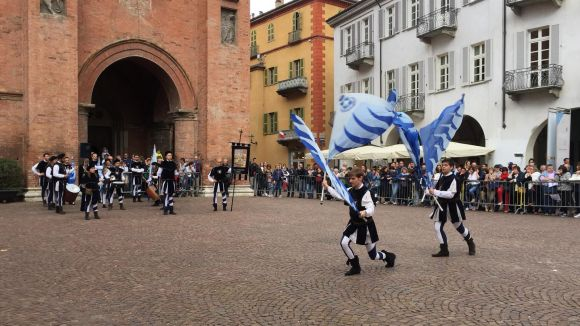 Sant Cugat oficialitza aquest cap de setmana la celebració del 10è aniversari de l'agermanament amb Alba