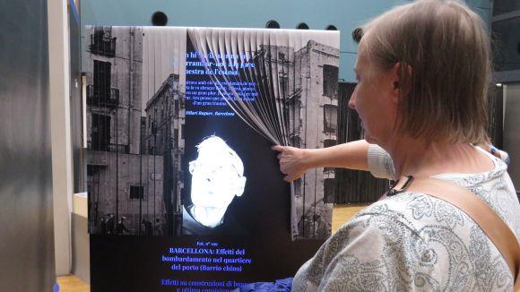 L'exposició és obra del Memorial Democràtic