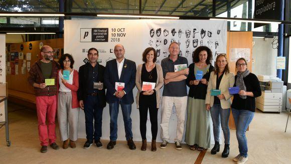 El Festival Nacional de Poesia és una proposta de l'Ajuntament i la ILC / Foto: Localpres