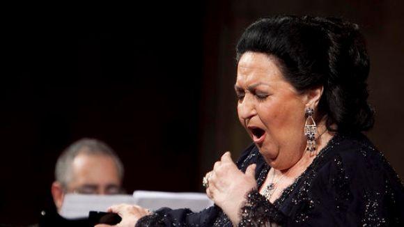 El 'Donem la nota' recorda Montserrat Caballé