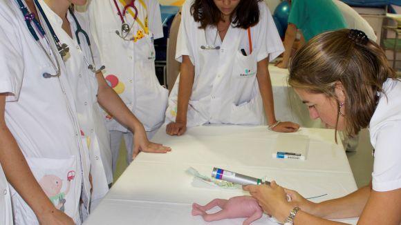 L'Hospital General organitza una jornada de tallers per reunir professionals mèdics i famílies