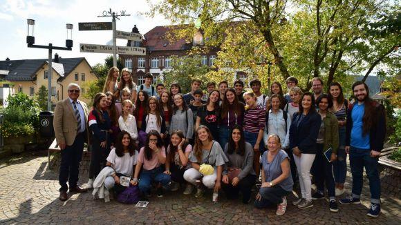 L'escola Fusió porta la música i la cultura de Sant Cugat fins a Sant Georgen, Alemanya