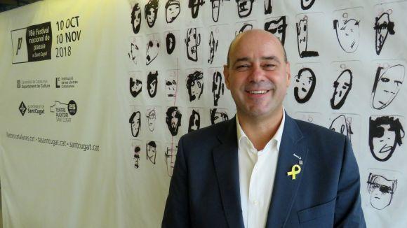 Joan-Elies Adell (director ILC): 'Sempre he considerat el festival la gran festa de la poesia'