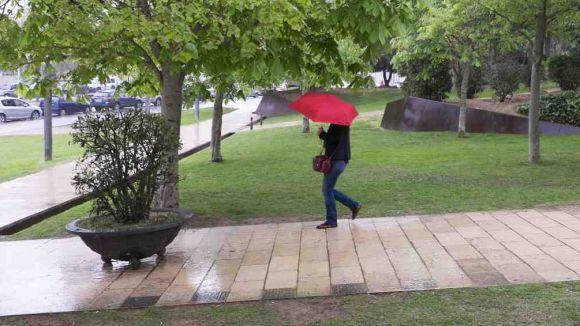La pluja pot aparèixer en les properes hores / Foto: Sant Cugat