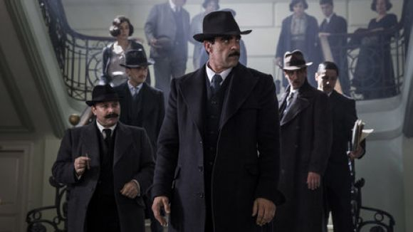 La Barcelona del pistolerisme dels anys 20 de 'La sombra de la ley', estrena als cinemes