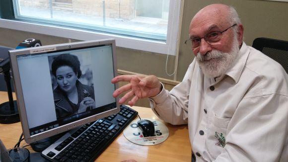 El 'Molta Comèdia' homenatja Montserrat Caballé, Carles Canut i Charles Aznavour