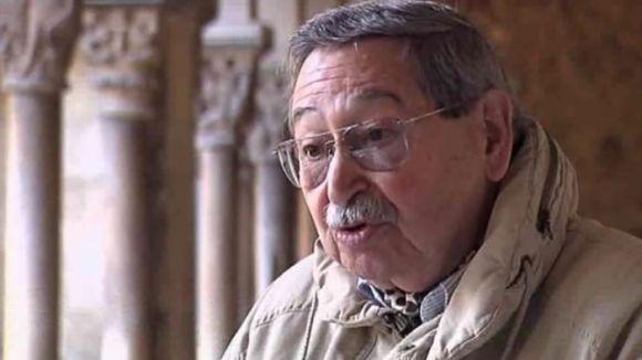 Pep Blanes, en una imatge d'arxiu