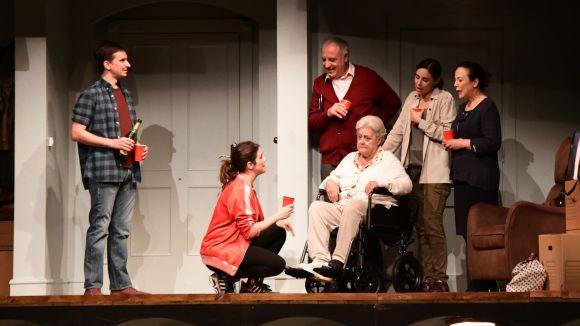 Les pors familiars es posen sobre la taula al Teatre-Auditori