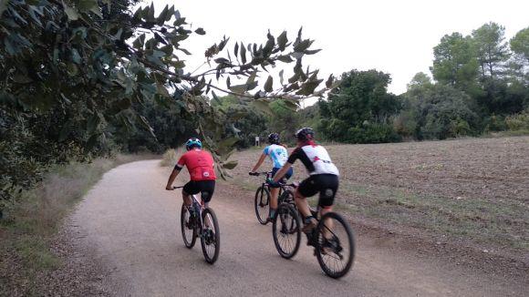 Els ciclistes de Collserola ja tenen ordenança reguladora de la bici