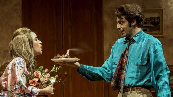 'Un cop l'any' porta al Teatre-Auditori una visió còmica de l'amor clandestí