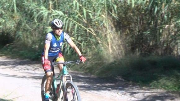 300 quilòmetres en bicicleta per l'Himàlaia després de superar un càncer de mama