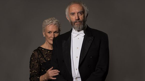 Glenn Close i Jonathan Pryce protagonitzen 'La buena esposa', l'estrena destacada d'avui