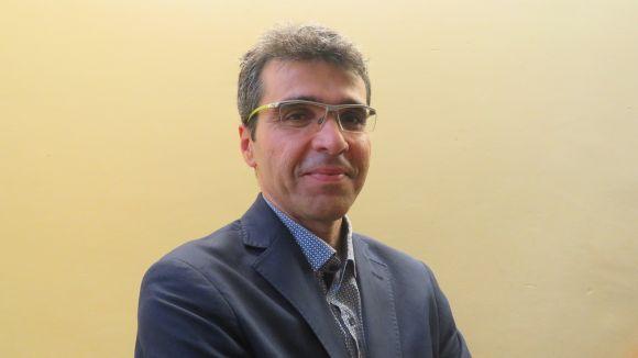 Josep Lluís Macaya (oftalmòleg): 'Sobre la vista tothom té un cert grau de conscienciació'