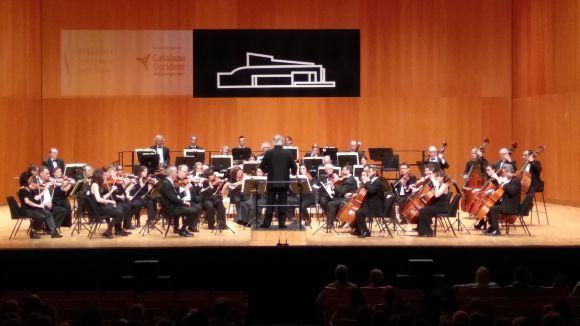 Mendelssohn ressona al Teatre-Auditori amb l'Orquestra Simfònica Sant Cugat
