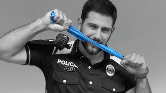 Una de les imatges del perfil / Foto: Instagram Policia Local