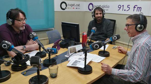 Jordi Van Campen i Joan Tres han destacat diversos actes de l'FNP