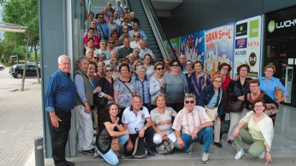 El Col·lectiu de la Gent Gran de Mira-sol celebra els 25 anys aquest dissabte amb una festa a La Bolera