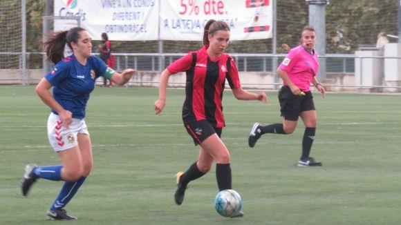 El femení del Sant Cugat FC vol refer-se de les últimes derrotes guanyant al Fontsanta-Fatjó