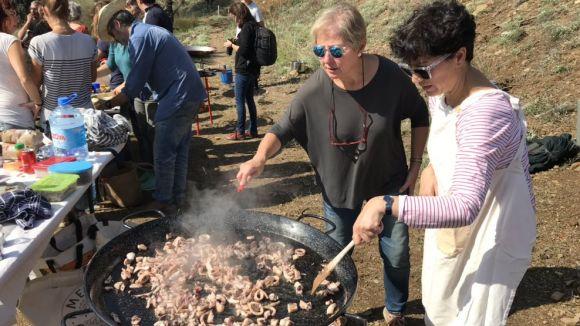 La nova data de l'Aplec de la Salut arrossega centenars de valldoreixencs