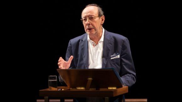 El santcugatenc Francisco Rico, un dels autors de la col·lecció '50 anys d'experiències UAB'