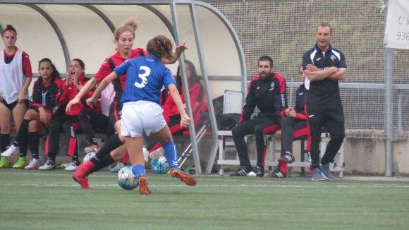 El femení del SantCu empata contra el Fontsanta-Fatjó i suma tres partits sense guanyar
