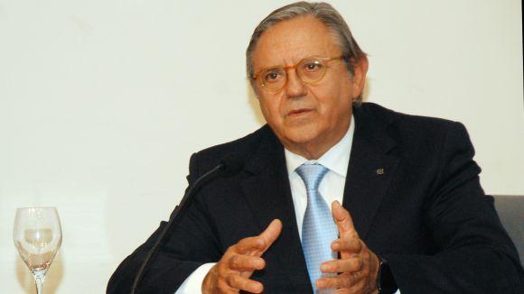 La UIC Barcelona homenatja l'exrector Josep Argemí