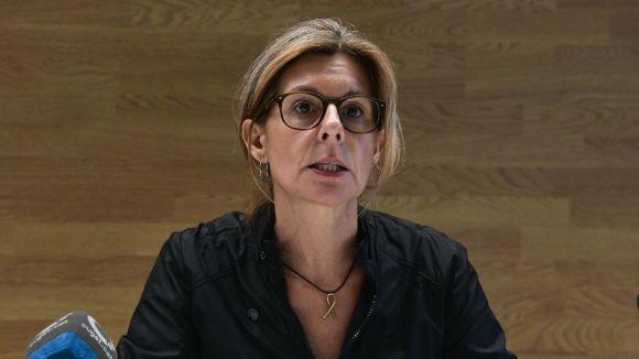 Fortuny: 'La situació ens interpel·la a actualitzar el protocol davant els desnonaments'