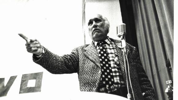 El líder rabassaire Ramon Mas, protagonista de 'República i franquisme a Sant Cugat'