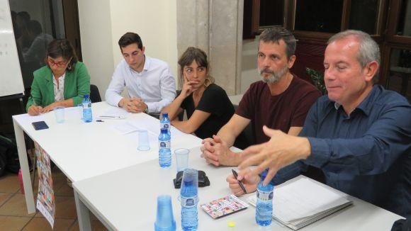 Front comú d'entitats, promotors i Ajuntament per posar fre a l'exclusió residencial