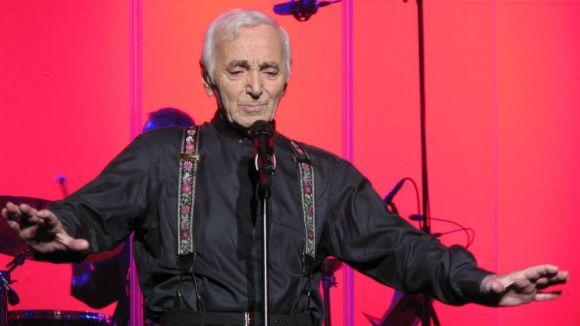 El 'Cinema a la Xarxa' repassa la relació entre Charles Aznavour i el cinema