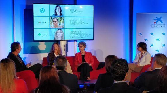 Sant Cugat Empresarial reflexiona sobre la normalització de la dona als equips directius