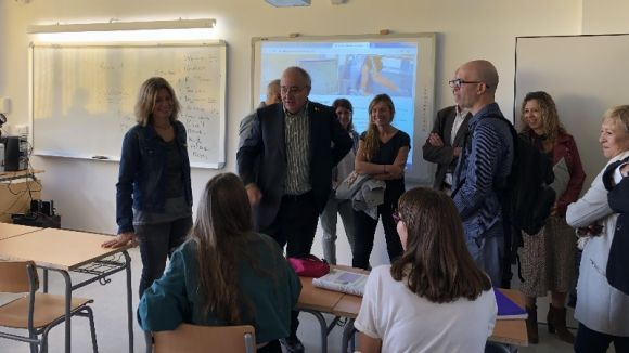 Ensenyament reconeix la necessitat d'una 13a escola a Sant Cugat 'en un futur immediat'