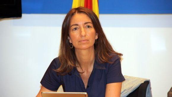 Marta Subirà: 'Es pot beure de l'aixeta sense preocupar-se'