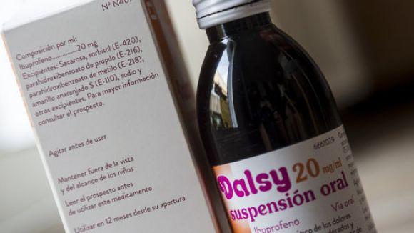 Dalsy 20 mg tindrà problemes de subministrament fins al juny de 2019