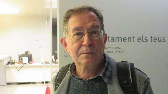 Suso de Toro: 'L'Estat espanyol ha demostrat que encara és hereu del franquisme'