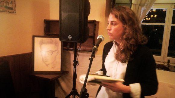 Ferrater torna a seure a El Mesón amb un recital de 'Les dones i els dies'