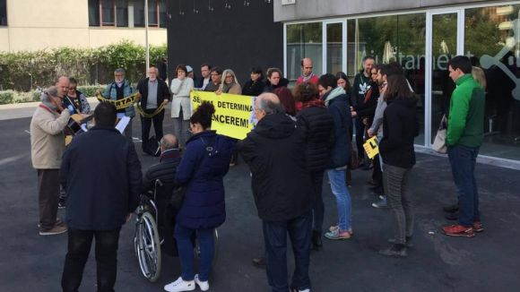 Polítics i entitats sobiranistes veuen 'injustes' les peticions de penes per a Romeva i la resta de processats