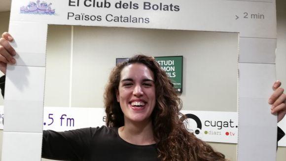 La compositora i cantant Núria Llausí presenta el seu nou disc 'Ànteros' a 'El Club dels Bolats'